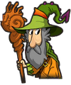 Wizard old