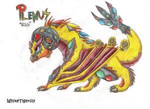 WTL Legendary Dragon Plenus 1