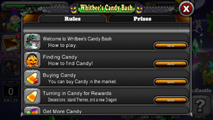 Whitbee's Candy Bash | DragonVale Wiki | FANDOM powered by Wikia