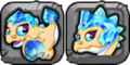 Diamond Dragon Icon