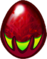 Garnet Dragon Egg