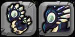 Opal Dragon Icon