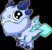 FrostbiteDragonBaby