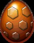 Scoria Dragon Egg