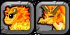 Solstice Dragon Icon