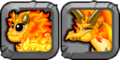 Solstice Dragon Icon