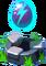 Sonic Twin Pedestal