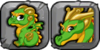 Celtic Dragon Icon