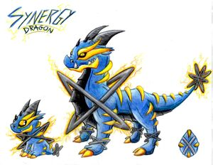 Friend's Synergy Dragon