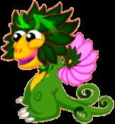 FlowerDragonPlantRiftJuvenile