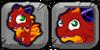 Motley Dragon Icon