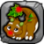 Reindeer Dragon Baby Icon