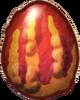 Kürbisdrache Ei