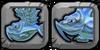 Chrome Dragon Icon