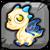Light Dragon Baby Icon