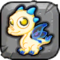 Light Dragon Baby Icon