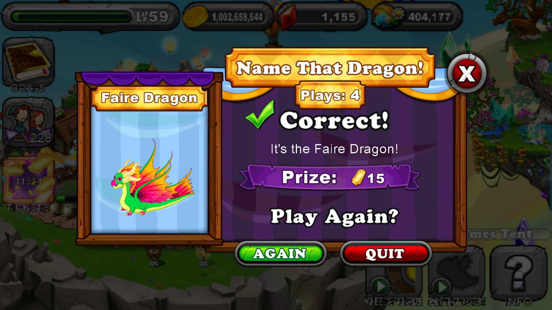 image - adult faire dragon preview | dragonvale wiki | fandom