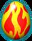 Firefly Dragon Egg