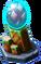 Iron Twin Pedestal