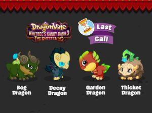 Garden Dragon Facebook Notification: Last Call 2016 ...