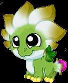 ThistleDragonBaby