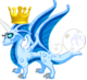 BlueMoonDragonAdultCrown