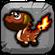 Bronze Olympus Dragon Baby Icon