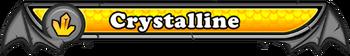 CrystallineBanner