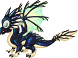 Opal Dragon