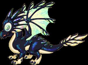 Opal dragon dragonvale wiki fandom powered by wikia for Portent dragon dragonvale