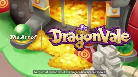 Art of DragonVale Ts'aishen Concept Art
