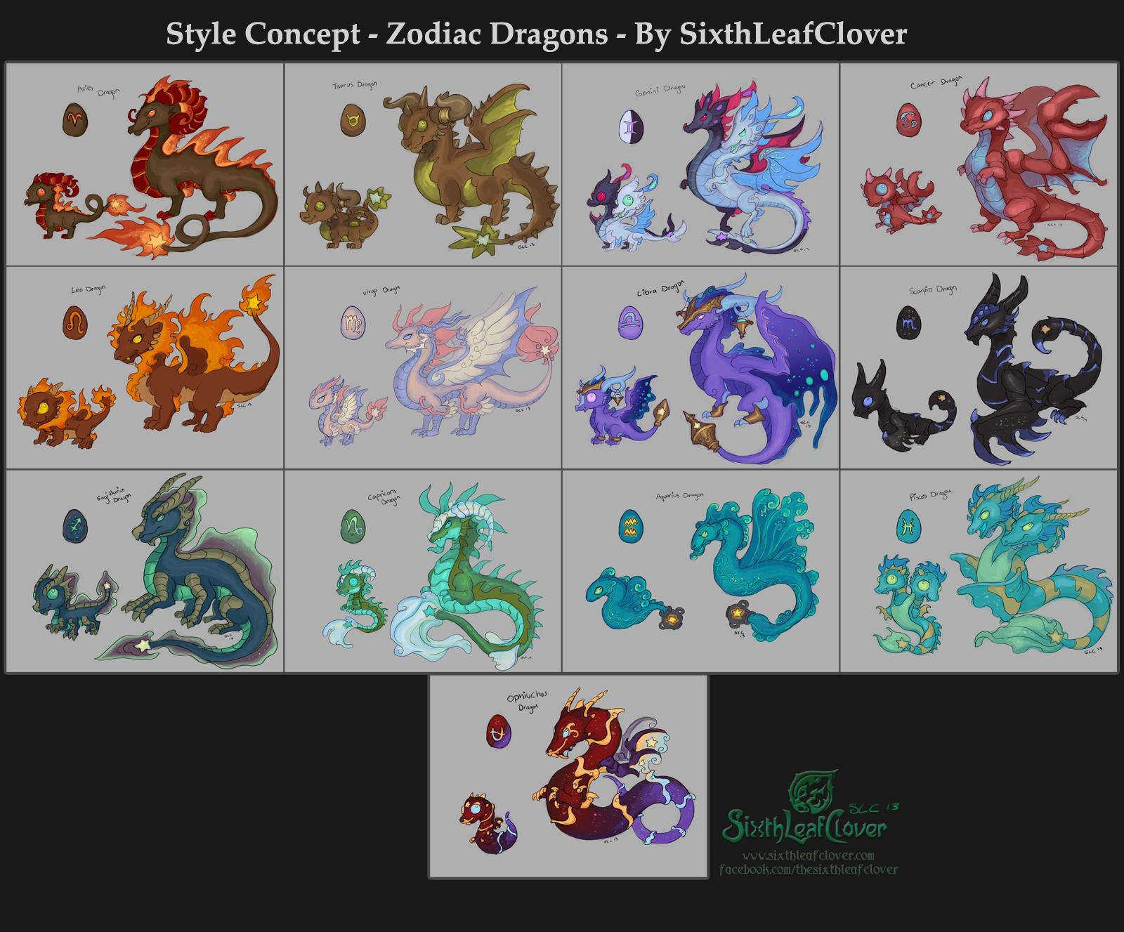 Image - DragonVale12 Zodiac.jpg | DragonVale Wiki | FANDOM powered ...