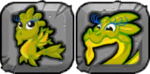 Seaweed Dragon Icon