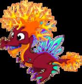 CoralDragonTeen