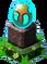 Root Twin Pedestal