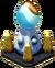 Tinsel Pedestal