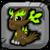 Tree Dragon Baby Icon