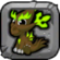 Tree Dragon Baby Icon
