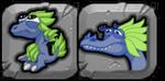 Willow Dragon Icon