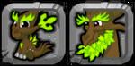 Tree Dragon Icon