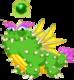 CactusDragonAdultOrb