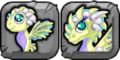 Pearl Dragon Icon