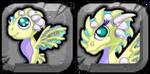 Pearl Dragon Icon