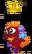 CoralDragonBabyCrown
