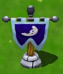Moon flag