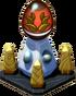 Bronze Olympus Pedestal