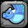 Air Dragon Baby Icon