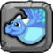 Air Dragon Baby Icon