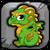 Celtic Dragon Baby Icon
