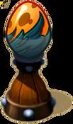Dracabra Pedestal